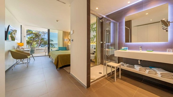 Premium Double Room Sea Side with balcony